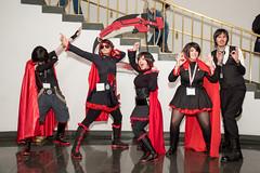 Anime Boston 2016 (tomaho) Tags: anime boston us unitedstates cosplay massachusetts places animeboston rubyrose rwby crescentrose rwbycosplay animeboston2016