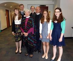 2016 Confirmation Bishop