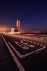 Iglesia de las Salinas - Cabo de Gata (Iván F.) Tags: las españa de cabo nikon iglesia salinas gata tamron almeria 153028 d800e