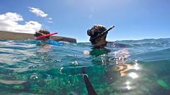 The Boat? (minimi007) Tags: sea summer water sunshine outdoors hawaii us day diving bluesky maui scubadiving blueskies lanai watersport gopro goprohero kesa snorkeln gopro4 gopro4black