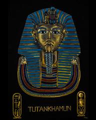 365_102 LAYERS (therringshaw) Tags: painting ancient king egypt your layers 365 capture tutankhamen tutankhamun