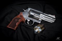 "S&W .500 Magnum - 4"" (10 Gauge) Tags: guns pistols firearms handguns deserteagle smithwesson handcannon"