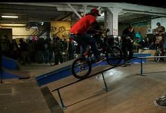Gaby Flores at 5050 Skatepark (5050 Skatepark) Tags: new york city nyc island bmx scooter skatepark 5050 staten