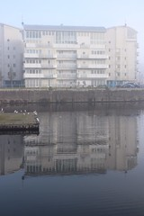 the Laws of Physics/Reflection (Towner Images) Tags: port liverpool river quay wharf merseyside towner townerimages