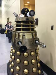 Dalek (Nice Hat!)