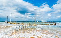 Mona Vale Beach (Darren Glazer) Tags: beach pool nikon sydney mona vale coastal nsw tidal