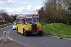 IMGP0093 (Steve Guess) Tags: uk england bus museum surrey motors gb cobham regal weybridge brooklands aec byfleet