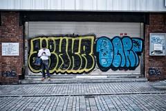 24killaz (sinkdd) Tags: street streetart japan 35mm graffiti tokyo nikon shinjuku f14 tag sigma tags 東京 tagging dart 新宿 d800 24k henka streetsnap nikond800 sigma35mmf14dghsm 24killaz