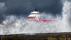 Far Spica 9629005_4260030 (www.jonathan-Irwin-photography.com) Tags: snow storm very lightning rough far strikes seas spica 9629005