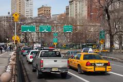 New York 2010 (v1images) Tags: street new york usa ny jason car america truck photography traffic manhattan cab taxi aviation united worldwide states suv congestion nicholls v1images
