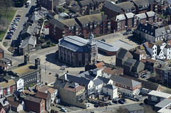 St Georges Theatre - Great Yarmouth Aerial Images (John D F) Tags: norfolk aerial fromabove greatyarmouth eastanglia aerialimage