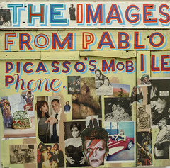 The Images From Pablo Picasso's Mobile Phone, 2008 (CORMA) Tags: brussels art europe belgique bruxelles exhibition exposition artcontemporain 2016 bobsmith tourtaxis robertasmith