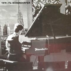 Fa. Bösendorfer 1979