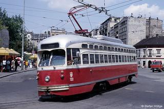 Belgrad PCC 130 Trg Slavija, 09.07.1985