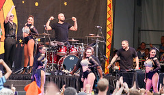 Jazzfest - Pitbull musician (MJfest) Tags: music fairgrounds us concert louisiana unitedstates neworleans pitbull nola jazzfest pitbullmusic pitbullmusician jazzfest2015