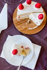 Japanese Strawberry Shortcake (Foodie Baker) Tags: food cakes fruits cake japan fruit recipe dessert japanese baking strawberry berry berries decoration cream chiffon strawberries valentine whippedcream desserts homemade recipes sponge bake valentinesday spongecake