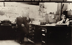 Portage Daily Register Office, Probably