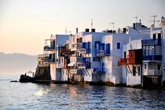 844 Mykonos - La petite Venise - Little Venice (Docaron) Tags: greece grèce cyclades mykonos littlevenice myconos petitevenise kikladen egeansea meregée κυκλάδεσ μύκονοσ carondominique αιγαίουπελάγουσ