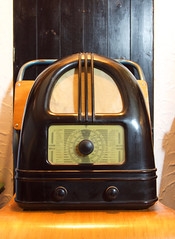 Philco 444 'People's Set' | 1936 (fraser donachie) Tags: nerd vintage sold wireless tuberadio valveradio bvws chairnotincluded