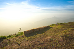 Beautiful mountain scenery in Phutabberk Phetchabun, Thailand (Boykung) Tags: city travel house mountain plant tree green nature field rural forest landscape thailand scenery asia view country wide tropical agriculture phetchabun phutabberk