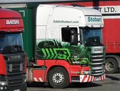3SL5218 ESE15016 Eddie Stobart Scania 'Cassie Jean' (graham19492000) Tags: eddie scania stobart eddiestobart 3sl5218 ese15016 cassiejean