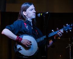 McLean Avenue Banjo Player