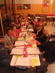 """16.02.13 Pizzata di Carnevale compleanno con il giocoliere Maurito (7) • <a style=""""font-size:0.8em;"""" href=""""http://www.flickr.com/photos/82334474@N06/24439831913/"""" target=""""_blank"""">View on Flickr</a>"""