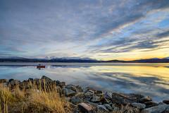 a beauiful day (John A.Hemmingsen) Tags: sunset sky troms troms