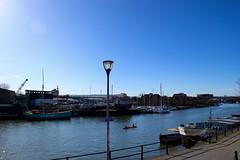 Bristol Floating Harbour (Samantha Tyson) Tags: bridge building bristol square memorial rooms suspension harbour floating millenium victoria gorge wills avon clifton harbourside
