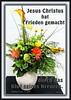 Frieden gemacht / making peace (Martin Volpert) Tags: flower fleur jesus flor pflanze frieden kreuz bible blomma christianity blume fiore blüte bibel blomster virág christus lore biblia blut bloem gesteck blóm çiçek floro kwiat flos ciuri bijbel kvet kukka cvijet flouer glauben christentum bláth cvet blumenvase zieds õis floare תנך blome žiedas bibelverskarte mavo43 kolossercolossians120