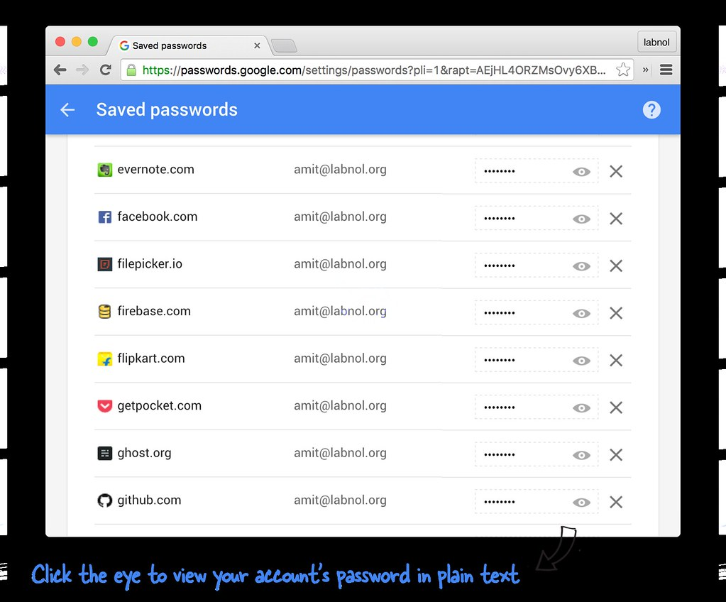 Access your Passwords from Anywhere with by labnol, on Flickr