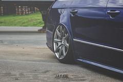 VW PASSAT R36 VARIANT (JAYJOE.MEDIA) Tags: vw low static lower passat lowered bentley slammed stance variant lowlife bagged airride r36 gride bentleywheels stanced