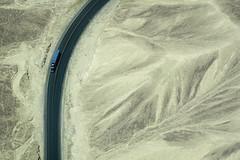Lignes de Nazca (Guillaume_BRIAND) Tags: road truck nikon desert route camion tamron ligne nazca prou 2470 d7100