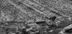 Strata and Ruins (Felix Gifford) Tags: texture abandoned rock concrete sand ruins desert middleeast structure hills jordan dirt strata geology desolate deserted shawbak