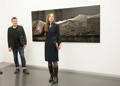 Peter Schlr - Light Fall- Ausstellungserffnung bei Arte Giani-bw_20160302_2673.jpg (Barbara Walzer) Tags: ausstellung kunstausstellung lightfall peterschlr 020316 artegiani