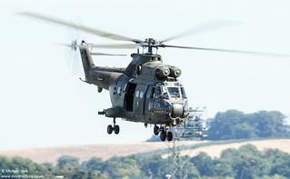 RAF WS Puma HC1 XW226