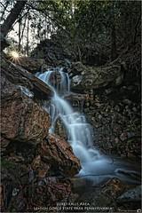 Lukes Falls Area LGSP (LeisurelyScientist.com) Tags: park trees nature water outdoors timelapse rocks state hiking pennsylvania path tripod backpacking waterfalls environment gorge lehigh lehighgorgestatepark canon6d tomwildoner