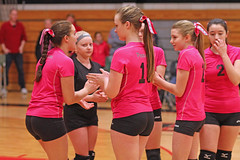 IMG_7170 (SJH Foto) Tags: girls club team teenagers teens volleyball cheer huddle tweens u14s