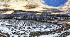 IMG_6954-56Ptzl1scTBb2LG2E (ultravivid imaging) Tags: winter snow clouds rural canon twilight colorful farm scenic vivid fields imaging ultra sunsetclouds ultravivid canon5dmk2 ultravividimaging