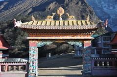 Tengboche monastery (AnaMaria_au) Tags: nepal himalayas tengboche tengbochemonastery