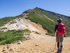 Mt. Iou 2,760m (Hiroyoshi Wada) Tags: mountain mountains nature japan landscape climbing nagano