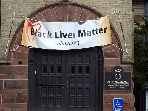 From flickr.com: Unitarian Universalist--as liberal as churches get {MID-300569}