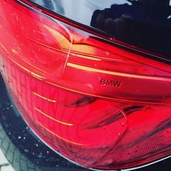 (ppepsol) Tags: light black rear f10 bmw blinker 518