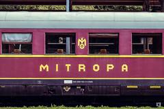 (lotl.axo) Tags: train germany deutschland thüringen bahnhof trainstation mitropa thüringerwald schmiedefeld