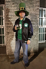 JR Slinte (Jos Ramn de Lothlrien) Tags: irish green fiesta cerveza stpatrick shamrock irlanda sanpatricio verda treboles irlandaenmxico mxicoirish mxicoingreen mxicoenverde tradicinirlandesa