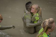 Love is... (stevefge) Tags: girls people men netherlands mud candid nederland viking berendonck nederlandvandaag reflectyourworld strongviking