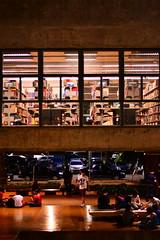 fechada para o evento (Vitor Nisida) Tags: arquitetura nikon sãopaulo sampa sp fau modernismo haddad brutalismo fauusp vilanovaartigas edifíciovilanovaartigas