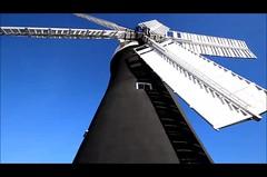 Holgate Windmill, February 2016 - 2 (video)