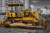 Cat D5, 342 (_Rjc9666_) Tags: algarve armaçãodepera cat caterpillar enginerie machinery nikkor35mm18 nikond5100 portugal street urbanphotography ©ruijorge9666 selectivecolors bw 1374 d5 342