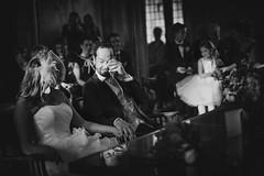 Wedding (siebe ) Tags: wedding blackandwhite holland netherlands monochrome dutch groom couple ceremony indoor bruiloft 2016 bruidspaar bruidegom trouwreportage bruidsfotografie huwelijksceremonie bruidsfoto siebebaardafotografie wwwmooietrouwreportagesnl